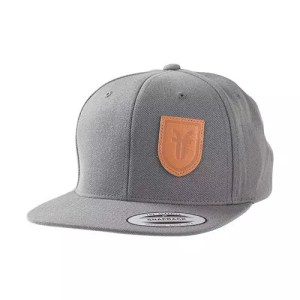 Faction Icon Cap Grey
