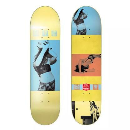 "EMillion Pop 8.125"" Skateboard Deck"