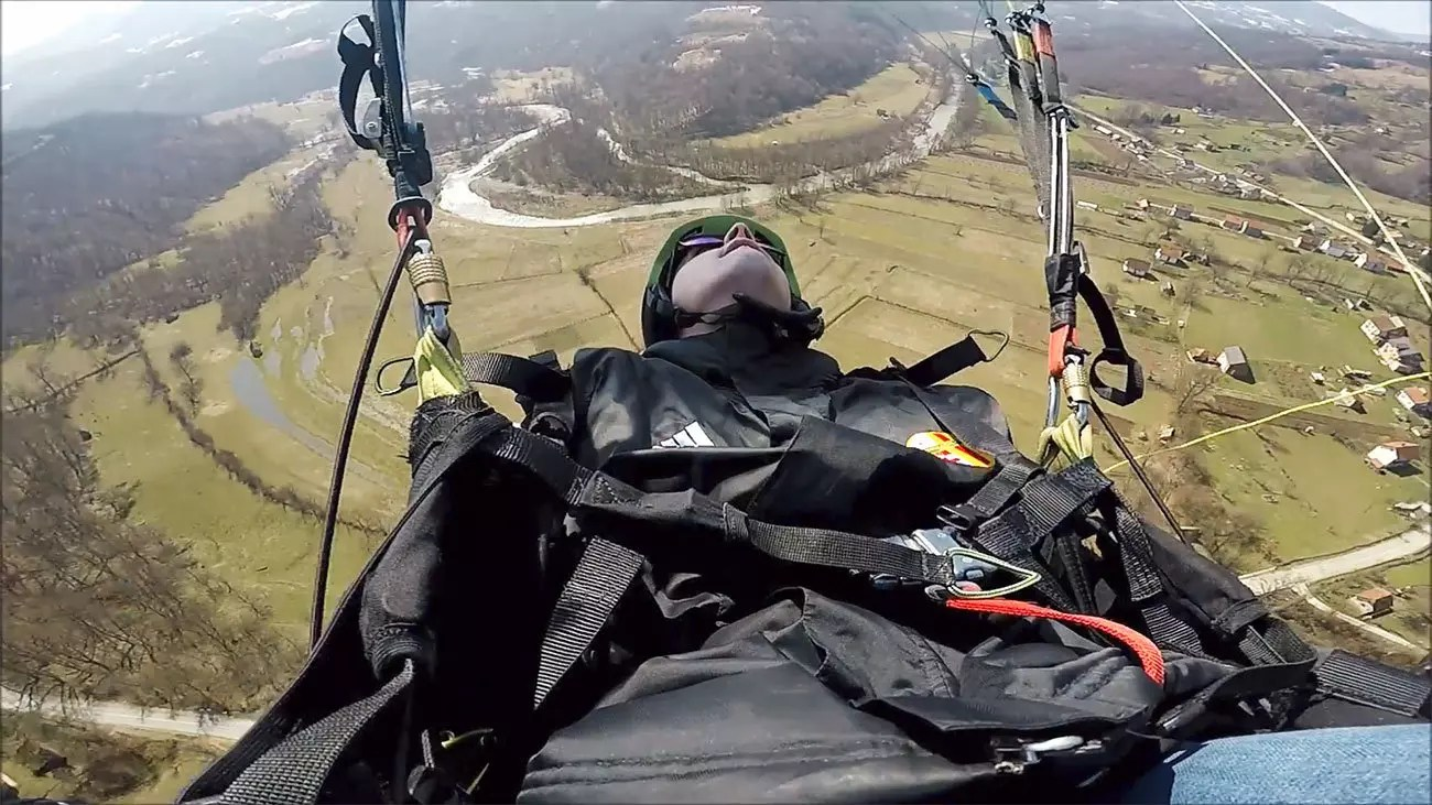 A Lot of Fun With Paragliding Team Tuzla