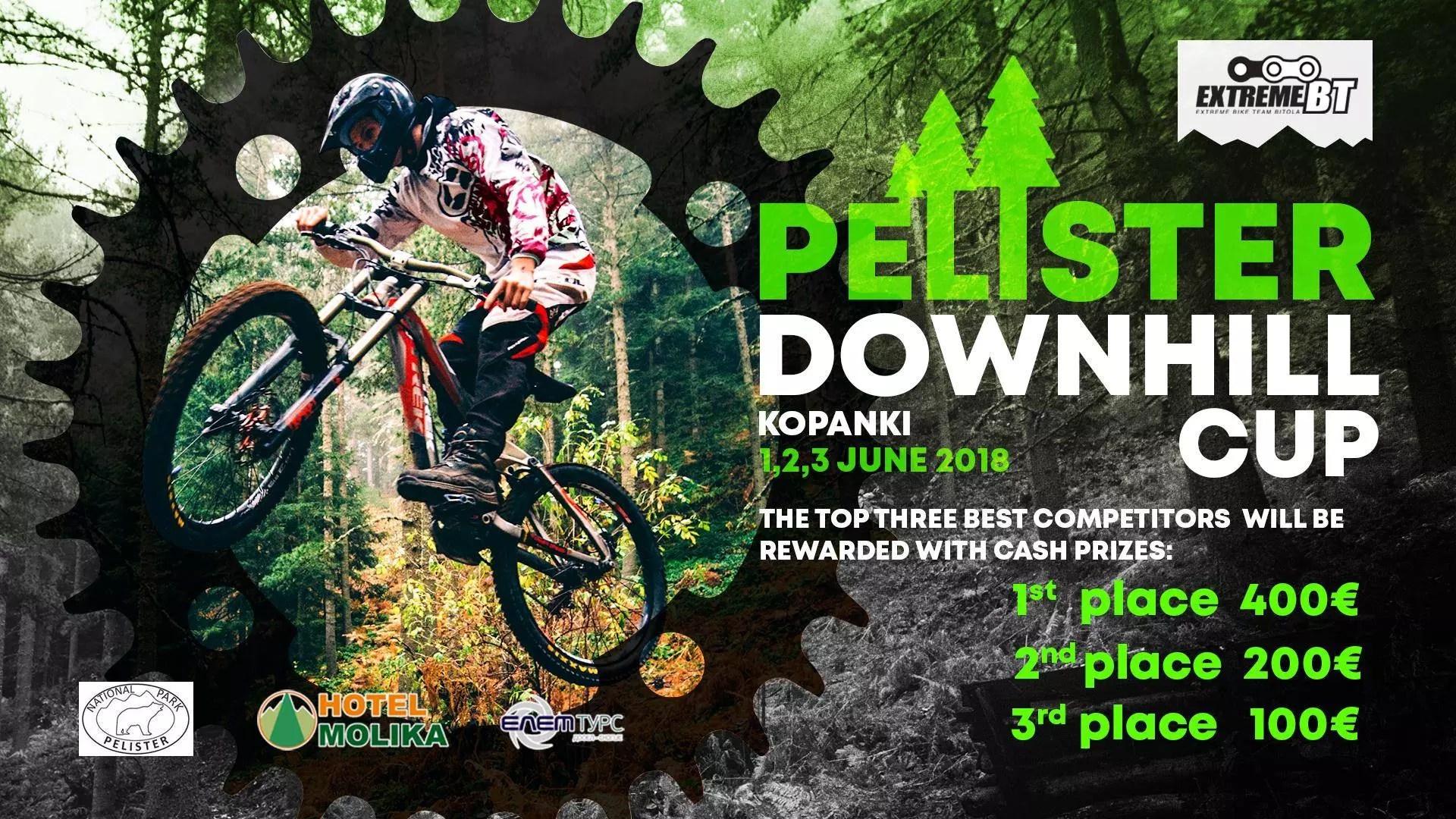 Pelister Downhill Cup No.6 - Kopanki 2018