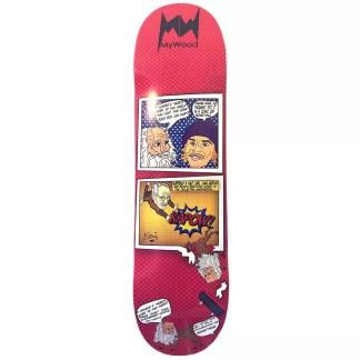 MyWood 8.25″ Skateboard Deck