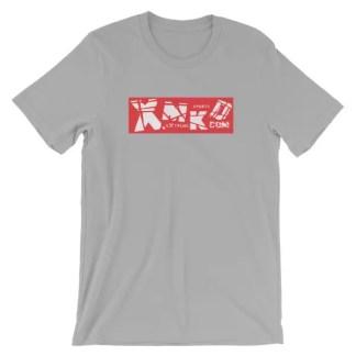 XMKD WOR Logo Short-Sleeve Unisex T-Shirt