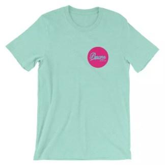 Popcorn Skate Co. Bubble Logo T-Shirt