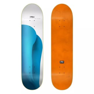 "EMillion Ain´t No Mountain Blue 8.125"" Skateboard Deck"