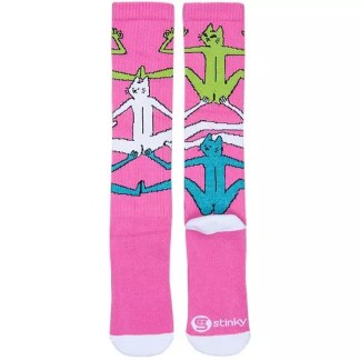 Stinky Socks - LEON KARSSEN