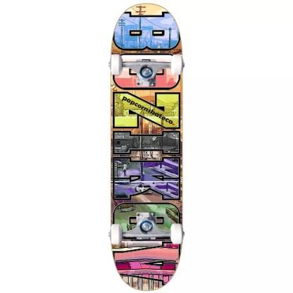 Popcorn Georgi Bozikov 8.0″ Complete Skateboard