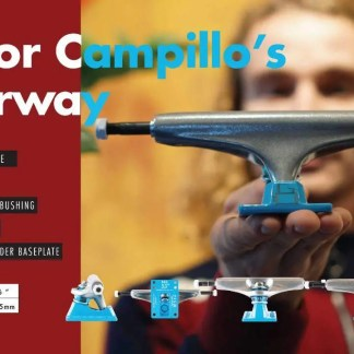 Film Trucks Victor Campillo 5.25 (Set of 2)