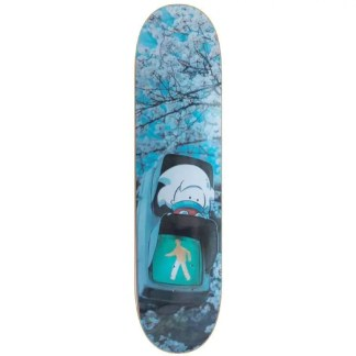 "EMillion x AI Traffic 8.0"" Skateboard Deck"