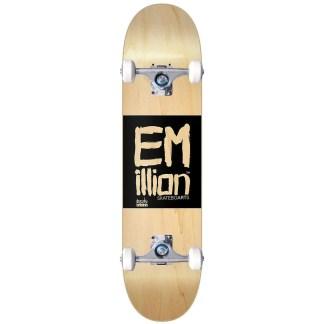 EMillion Roots 8.25″ Complete Skateboard