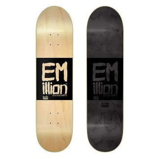 EMillion Roots Skateboard Deck