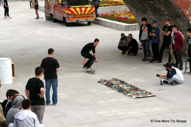 Longest Ollie at One More Try Vol.1