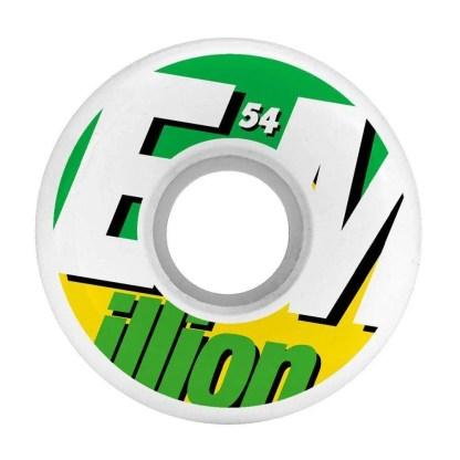 EMillion Vice Logo Wheels Slim Cut 54x32mm 100A (Set of 4)