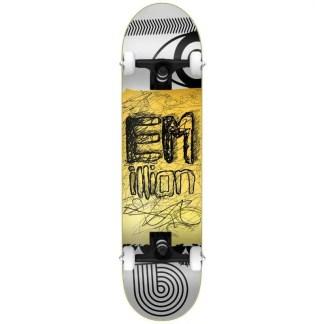 "EMillion Balboa 8.125"" Complete Skateboard"
