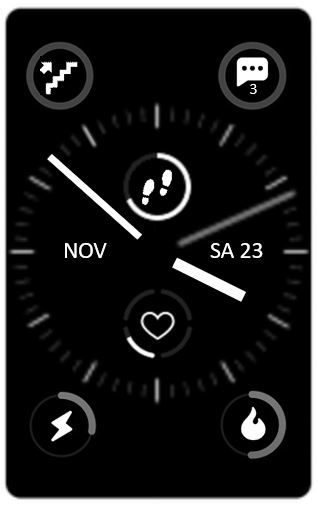 More Clockwatch Faces For The Charge 3 Fitbit Community