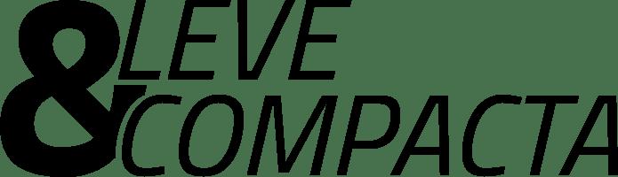 leve e compacta