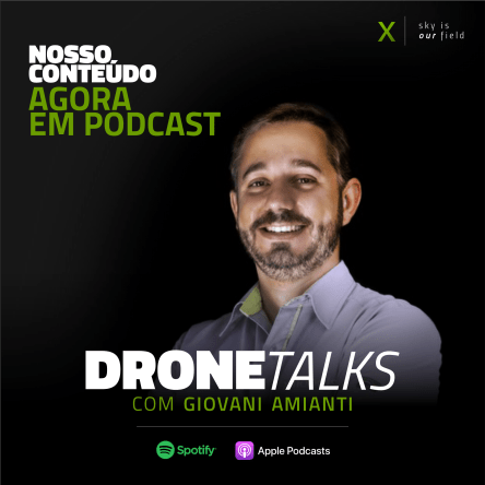 Podcast - Drone Talks