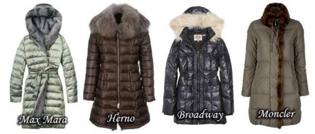 Geaca dama cu garnitura de blana toamna iarna 2014 2015