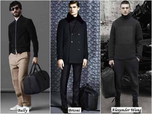 Stil elegant pentru oameni de afaceri iarna 2015