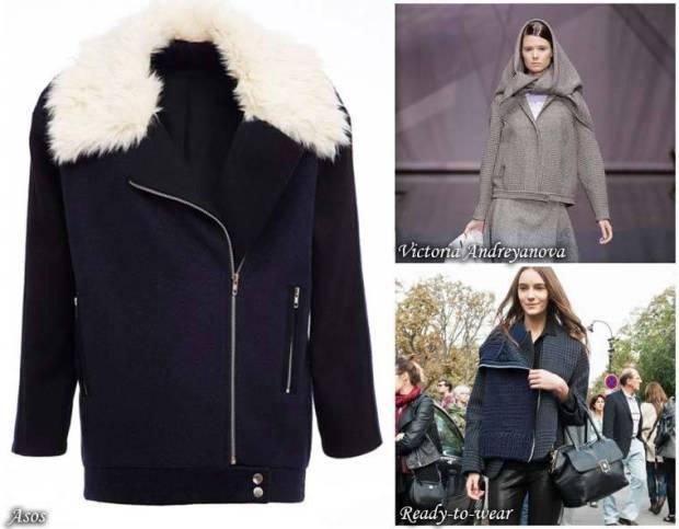 Тop coat palton scurt