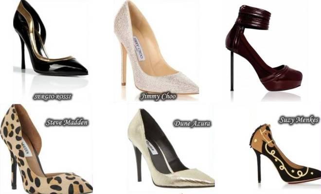 Incaltaminte la moda: primavara 2015