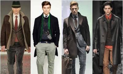 Haine la moda pentru barbati iarna 2015 - Tendinte