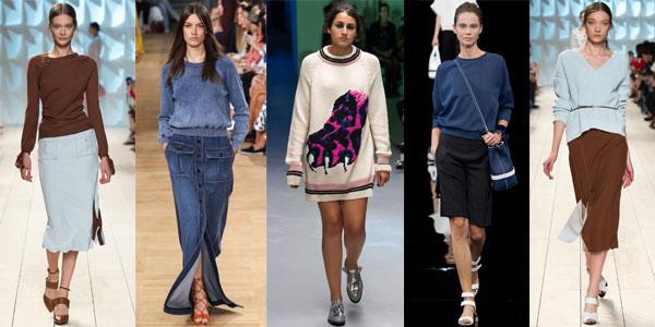 Pulovere helanci hanorace pentru femei la moda 2015