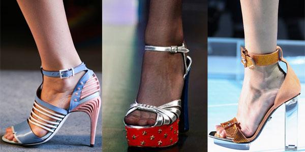 Modele sandale dama 2015