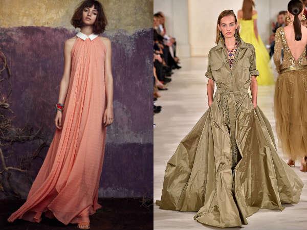 Modele rochii de seara 2015