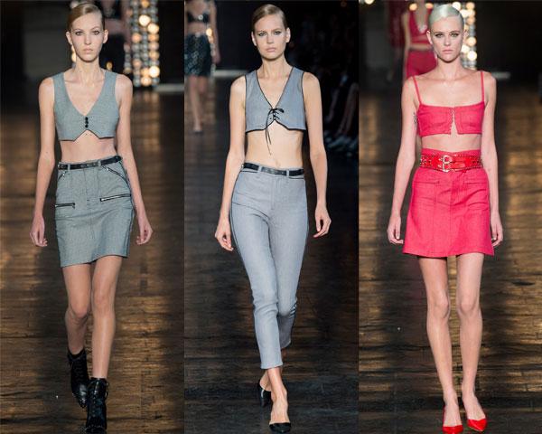 Topuri ocazie la moda primavara-vara 2015