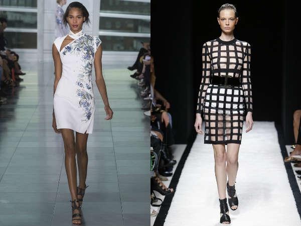 Rochii creion la moda
