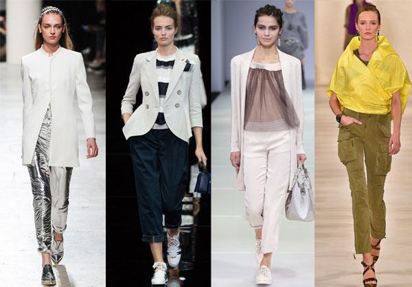 Pantaloni clasici pentru femei