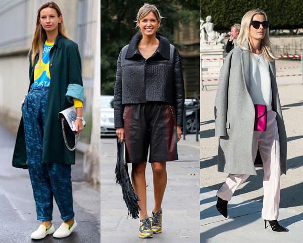 Haine oversize la moda primavara-vara 2015