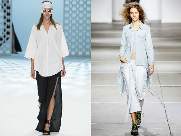 Tunici-camasi la moda