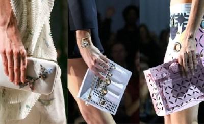 Plic/ clutch la moda primavara-vara 2015