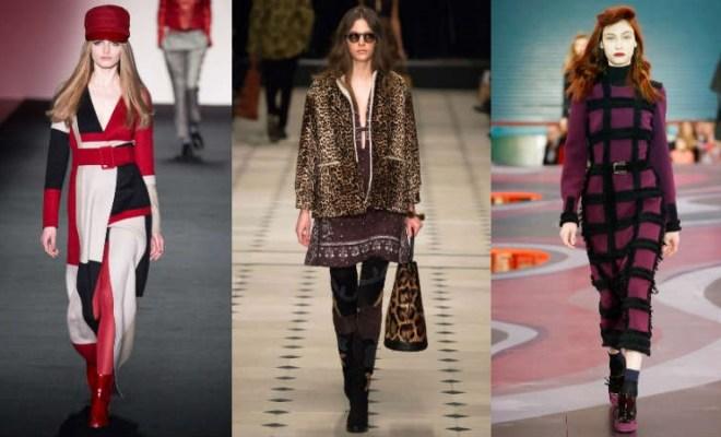 Saptamana modei de la Londra toamna-iarna 2015-2016