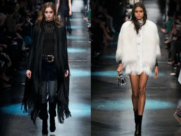 La saptamana modei de la Milano Roberto Cavalli si-a prezentat colectia