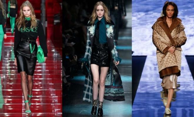 Saptamana modei de la Milano, toamna-iarna 2015-2016