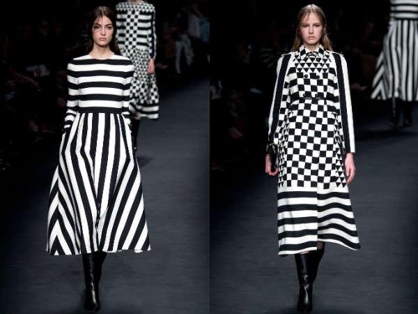 Valentino saptamana modei de la Paris
