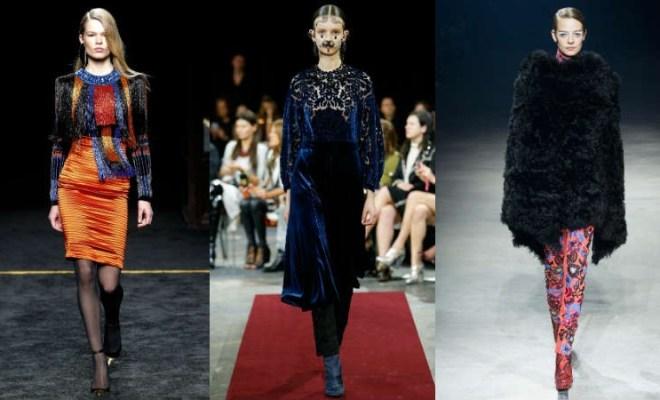 Saptamana modei de la Paris toamna-iarna 2015-2016
