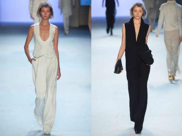 Sacouri dama in stil minimalist