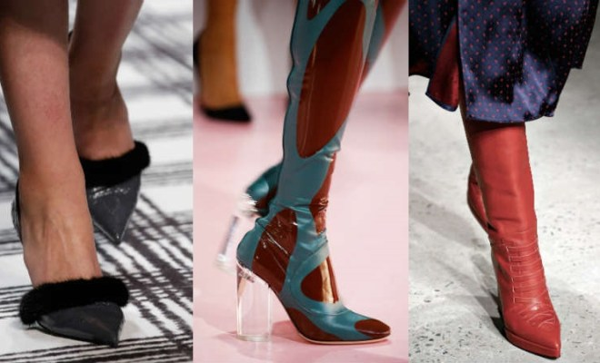 Incaltaminte la moda toamna-iarna 2015-2016