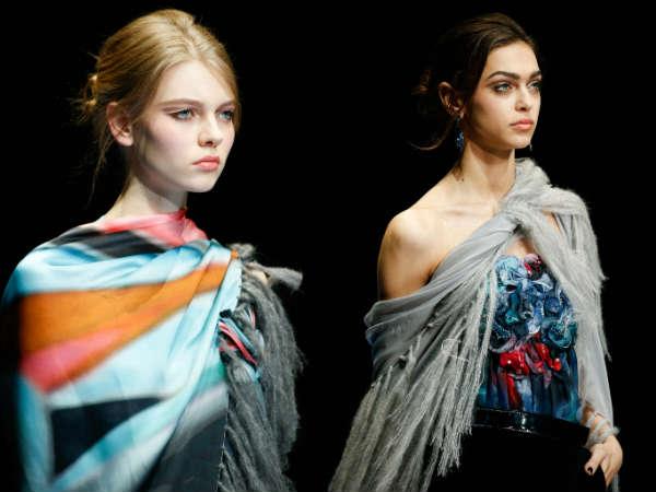 Accesorii la moda toamna-iarna 2015-2016: Esarfe