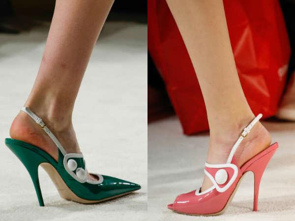Pantofi dama toamna iarna 2015 2016 toc cui