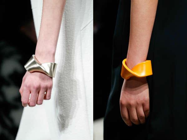 Bratari din plastic la moda