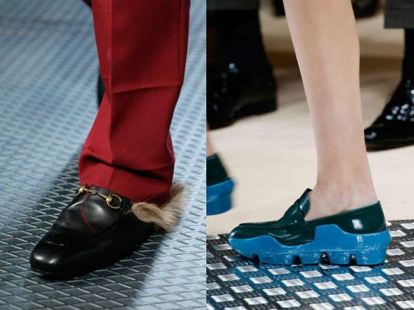 Pantofi dama toamna iarna 2015 2016 stil masculin
