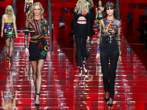 Bluze toamna iarna 2015 2016 Versace