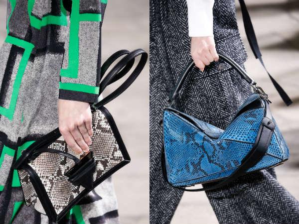 imprimeu piele de sarpe la moda 2015 2016