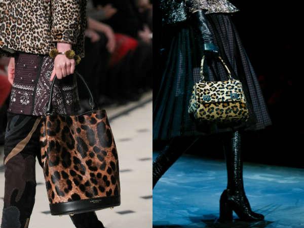 leopard print de mana
