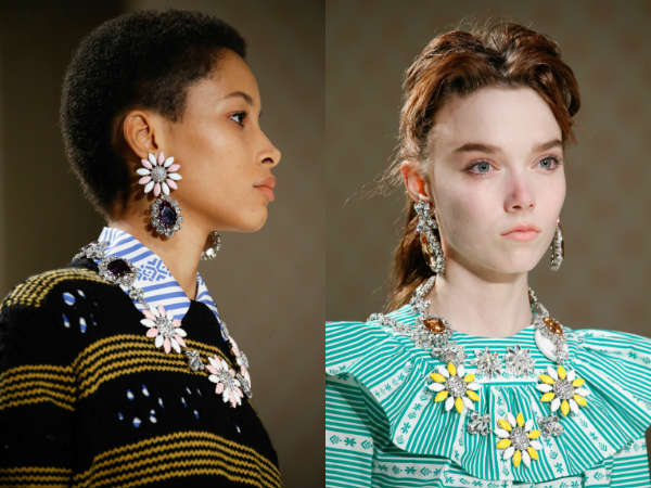 Seturi de bijuterii la moda 2015