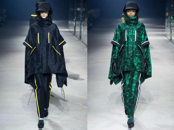 de ploaie la moda